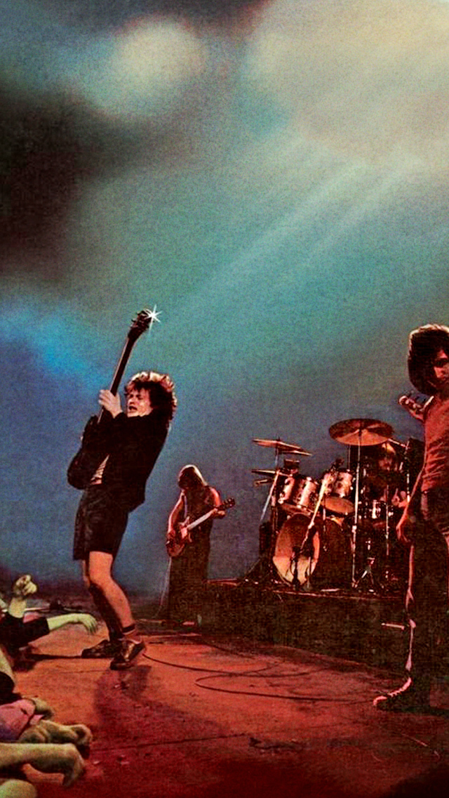 ac dc let there be rock full album